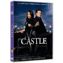The Walt Disney Company Iberia S.L - Castle - Temporada 3 IMPORT Espagnol, IMPORT Coffret De 6 Dvd - Edition simple