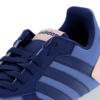 Détails sur Chaussures mode ville Adidas neo 8k k lila vintage Bleu 39097 Neuf
