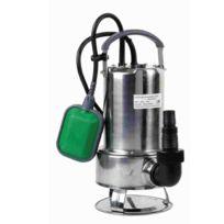 Ribimex - Pompe vide-cave 750w eaux charges Pro Inox avec flotteur