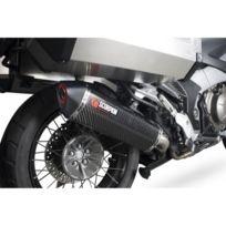 Honda - 1200 Crosstourer-12/15- Silencieux Echappement Red Power Carbone Scorpion -76006812