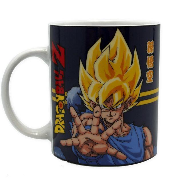 Goku Dbz Vs Freezer Ml 320 Dragon Mug Ball DYE2IWH9