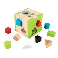Kidkraft - Cube à Formes