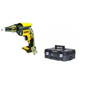 Dewalt - Visseuse plaque de plâtre 18V XR - Sans batterie ni chargeur - En coffret T-STAK - DCF620NT