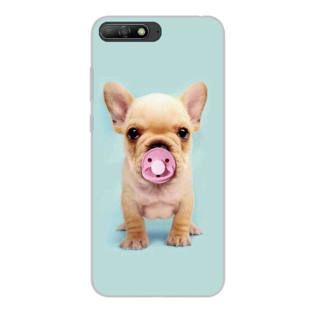 coque huawei y5 ii silicone animaux