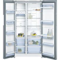 Bosch - réfrigérateur américain 91cm 604l a++ nofrost inox - kan92vi35