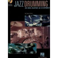 Hal Leonard - Méthodes Et Pédagogie Karas Seprie - Jazz Drumming In Big Band & Combo + Cd - Batterie Batterie