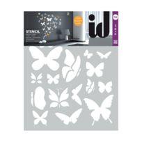 Id Paris - Pochoir Butterfly 30x38cm