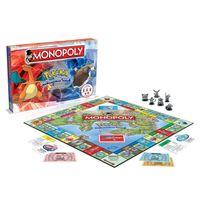 MONOPOLY - POKEMON - Jeu de société - 0945