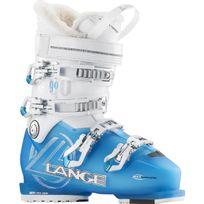 Lange - Chaussures De Ski Sx 90 W Tr.blue-white Femme