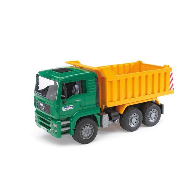 BRUDER MAN - Camion benne