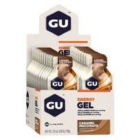 Gu - Gel énergétique caramel macchiato 24 unités