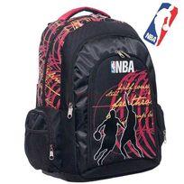 Nba Basket Usa - Sac à dos Nba 45 Cm rouge Haut de Gamme - Collection Admit One