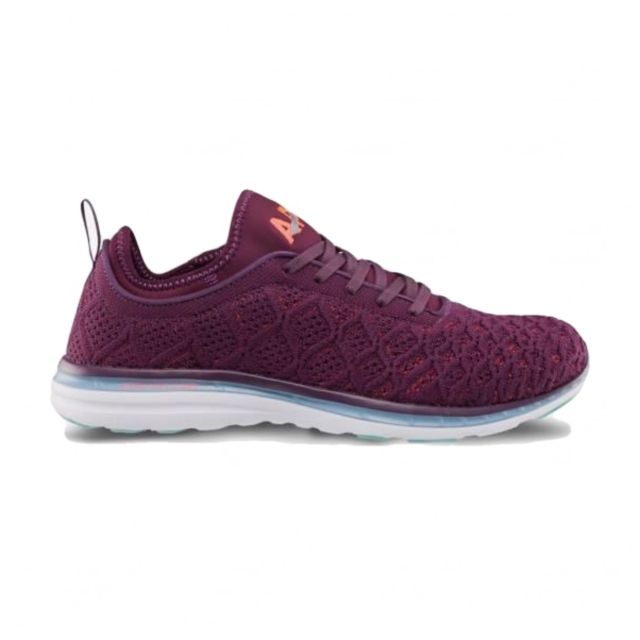 Athletic Propulsion Labs Basket mode TechLoom Phantom Burgundy Sh1-2-005-640