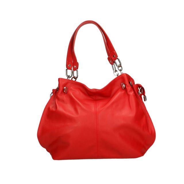 982f1ec604 Oh My Bag - Sac à main en cuir souple Malmo - pas cher Achat / Vente ...
