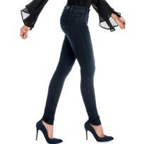 159fb502bbce Salsa Jeans - Colette Femme Jean Skinny Bleu Salsa Multicouleur W27-L32