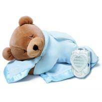 Prince Lionheart - Tummy Sleep Original boîtier 1 fonction + Silkie bleu