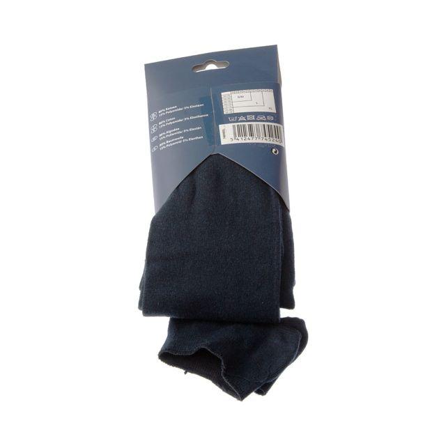 Legging chaud long 1 paire Unis maille jersey Sans talon Ultra opaque Mat Sans pointe Gousset polyamide Danse Coton Bleu