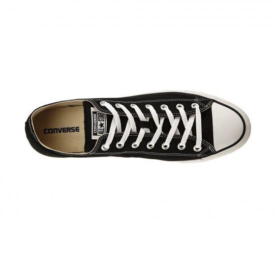 Converse - Chaussures All Star basses noir W e16