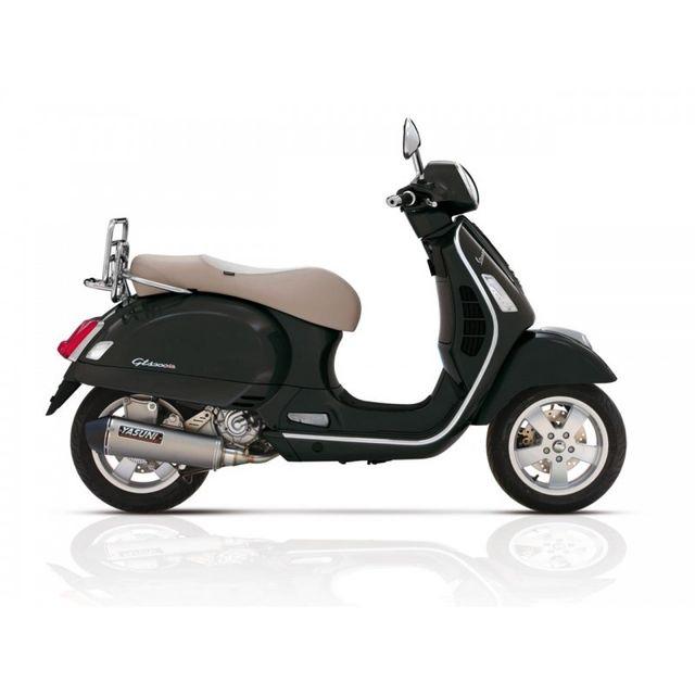 yasuni echappement scooter 4 piaggio vespa gts 300 pas cher achat vente echappement. Black Bedroom Furniture Sets. Home Design Ideas