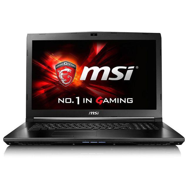 MSI - GL72 7RD-261FR - Noir