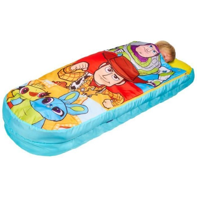 LIT GONFLABLE - AIRBED TOY STORY Lit gonflable ReadyBed avec sac de couchage intégré