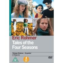 Artificial Eye - Eric Rohmer - Tales Of Four Seasons IMPORT Coffret De 4 Dvd - Edition simple