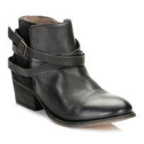 Hudson - Womens Jet Black Horrigan Boots