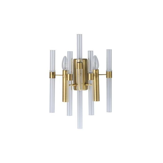 Mw Light Applique Alghero Laiton E14 2x40W Max H16cm