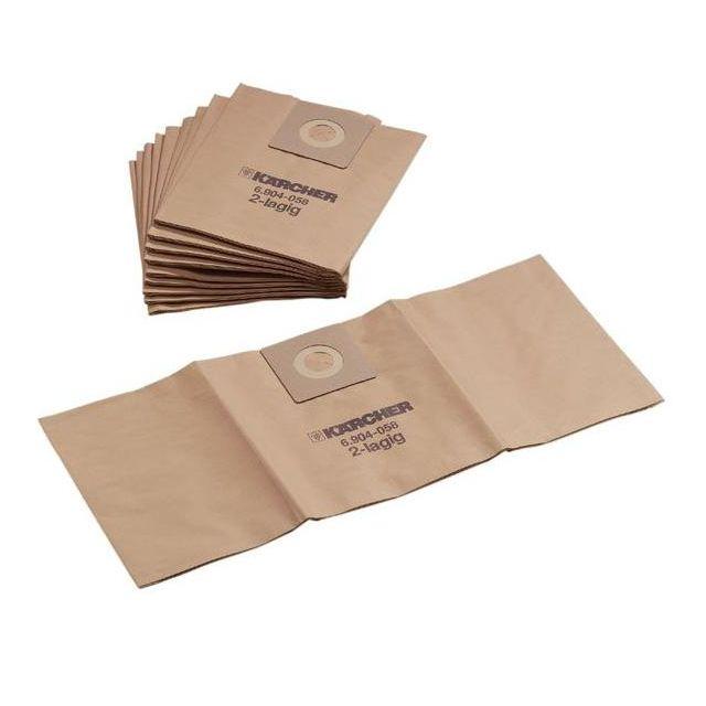Karcher Sacs filtrants papier x300 69042240