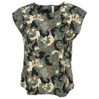 Desires - Tee shirt sans manches Iva 1 nr/kk sm tee l Noir 29588