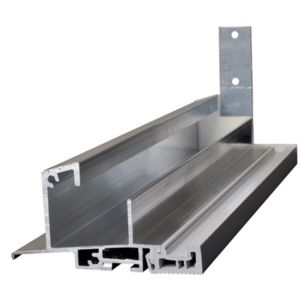 bilcocq profil de seuil aluminium jso68rt pas cher achat vente bloque porte rueducommerce. Black Bedroom Furniture Sets. Home Design Ideas