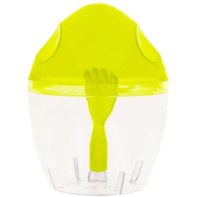 Promobo Mini Shaker Omelette Batteur Cuisine Préparation Oeuf Vert