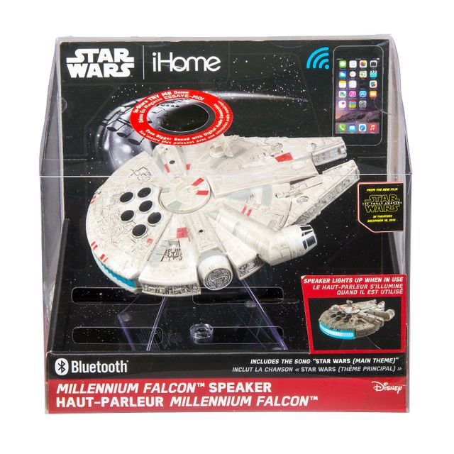 STAR WARS Enceinte Bluetooth Faucon Milenium - LI-B17E7