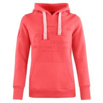 1596b7a25679 Plus que 2 articles. 90 · Superdry - Sweat Shirt Store Emboss Sweat Capuche  Femme - Taille S - Rose