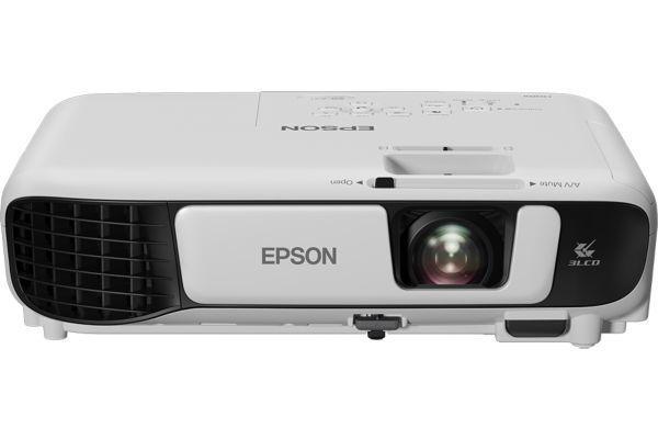 EPSON Vidéoprojecteur bureautique EB-X41 Coloris : Blanc Correction verticale : 30 °Haut parleur intégré : Oui Mode Eco : Oui ...