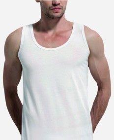 Hommes Débardeur Coton Grande Taille Noir Gris Blanc M L XL 3XL 4XL 5XL 6XL