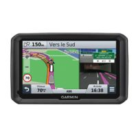 GARMIN - GPS poids lourds DEZL 570LMT