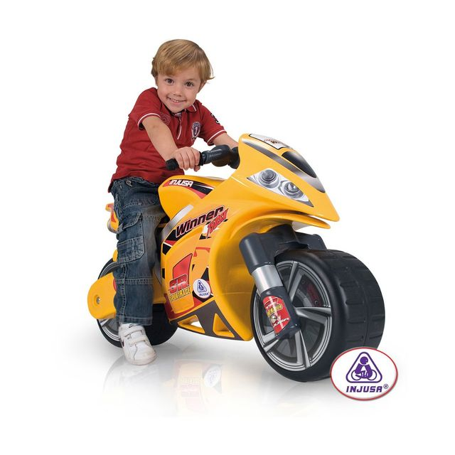 Injusa Porteur moto winner