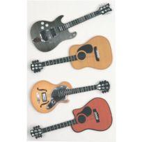 Sticker Embellishments - Little B Moyenne Autocollants-guitares