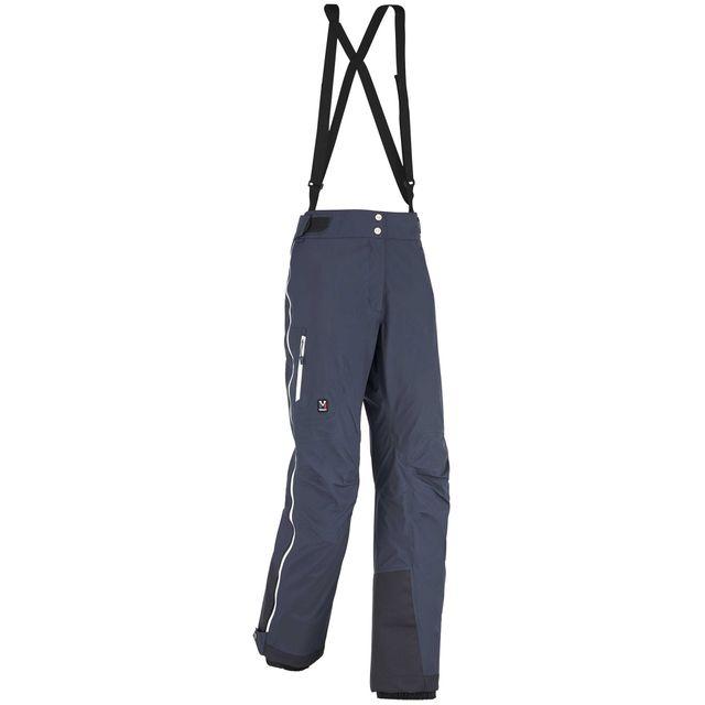 quality design 2def7 2fa1e Millet - Pantalon De Protection 3 Couches Gore-tex Ld Trilogy Gtx Pro  Saphir Femme - pas cher Achat   Vente Pantalon de ski - RueDuCommerce