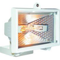 Elro - Projecteur Eco-halogene 400W blanc