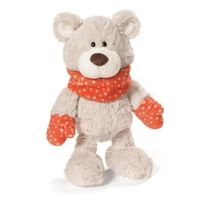 Nici - Neotilus Peluche Ours Sir Ourstur 25cm