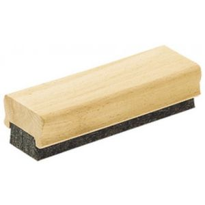 jpc brosse pour tableau craie avec bande de feutre pas cher achat vente craies. Black Bedroom Furniture Sets. Home Design Ideas