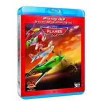 Disney - Pixar - Planes blu-ray 3d