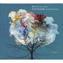 Platinum - Johann Sebastian Bach - The six suites|Suites pour viole de gambe Bwv 1007 en sol majeur, Bwv 1008 en ré mineur, Bwv 1009 , Bwv 1010 en mi bémol majeur, Bwv 1011 en do mineur, Bwv 1012 en ré majeur