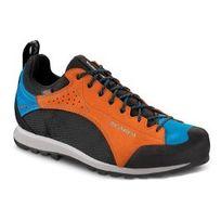 Scarpa - Chaussures Oxygen Gtx noir orange bleu