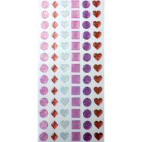 Pw - International - Stickers 78 Pierres Epoxy Girl A1403450