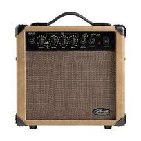 Stagg - 10 Aa Eu Amplificateur de Guitare Acoustique 10 W Noir