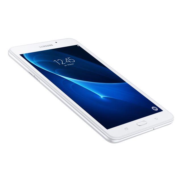 Samsung - Galaxy Tab A6 - 7'' - 8 Go - Blanc