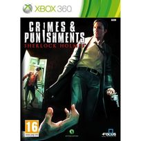 Focus Home Interactive - Sherlock Holmes Crimes & Punishments Jeu Xbox 360